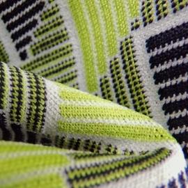 Jersey Lime Stripe