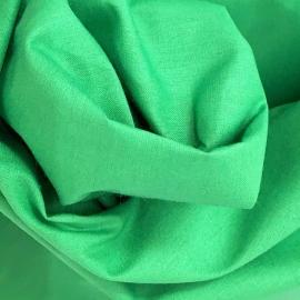TelaDiCotone Verde