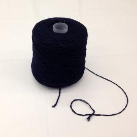 Rocca lana blu scuro 750 gr