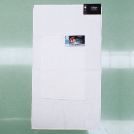 Coppia Asciugamani Bianco
