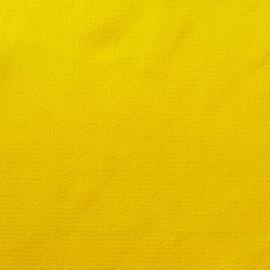 Panno Lenci giallo chiaro sole