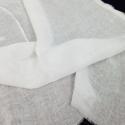 Garza lino bianca
