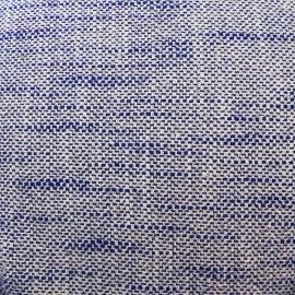 Cotone Blu Bianco