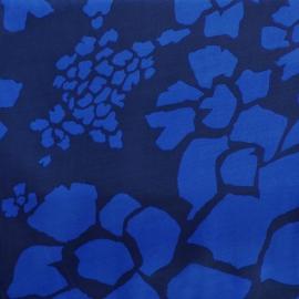 Seta Fiori Blu