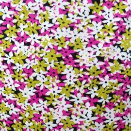 Viscosa Fiori 3 Colori