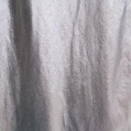 Maglia di Cotone Spalmato Argentato